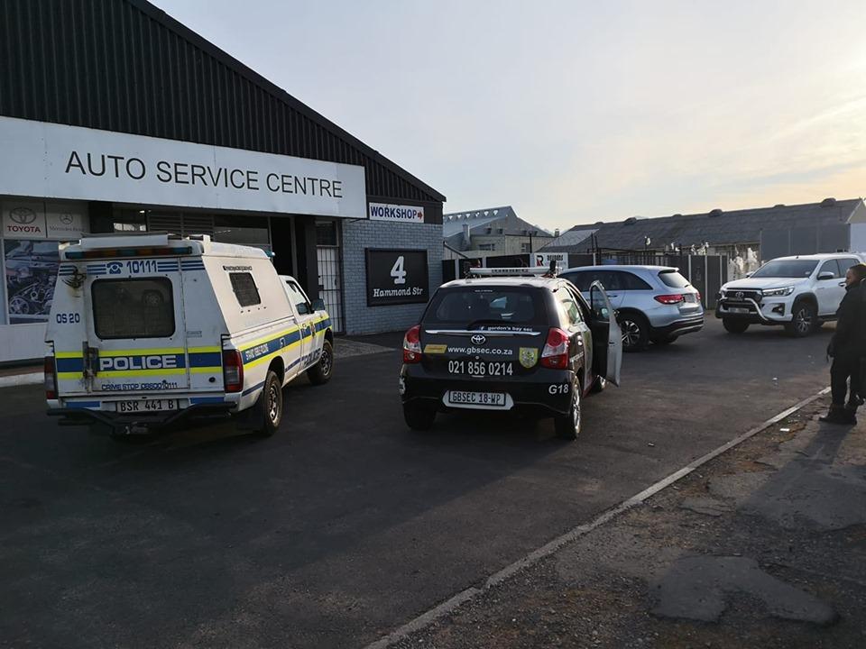 Gordon's Bay Security